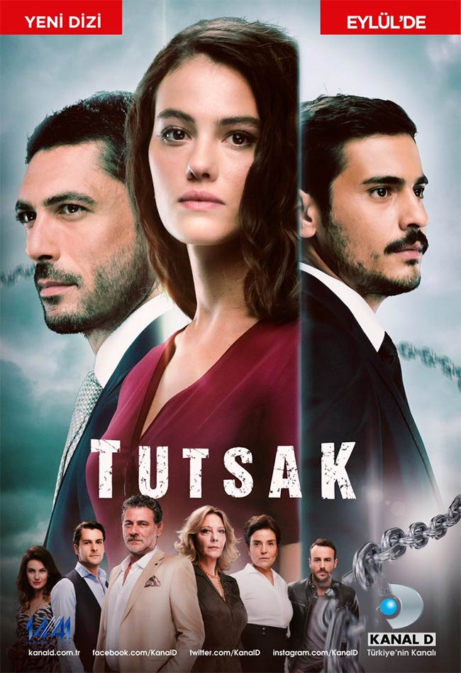 asir turkish series poster