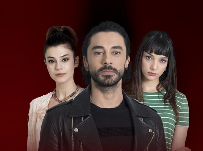 dara va nadar turkish series poster