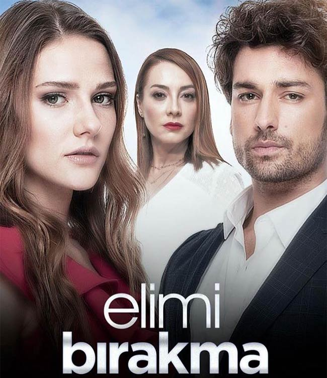 dastam ra raha nakon turkish serial poster