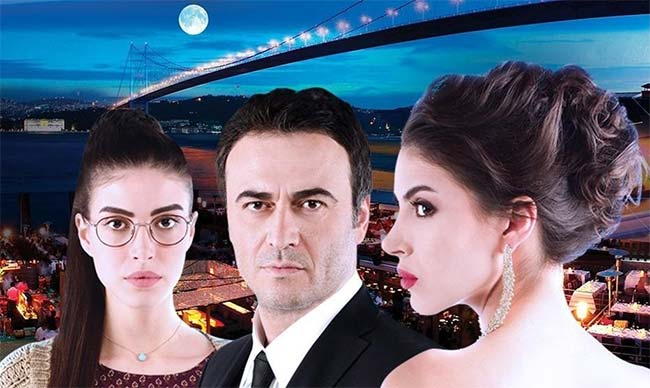 doroughe sefid turkish series poster