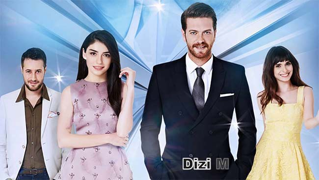 gheshre morafah turkish serial poster