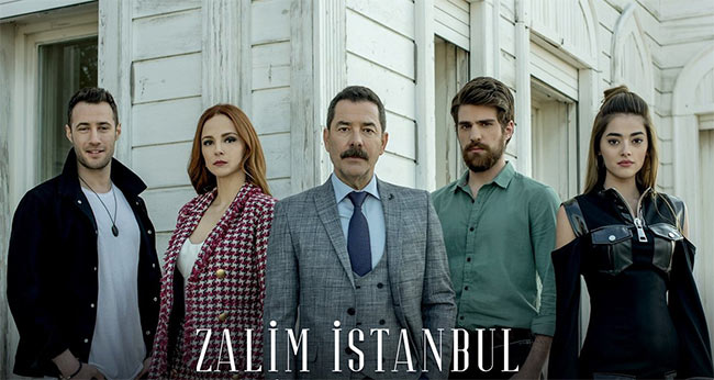 istanbul zalem doble turkish series poster