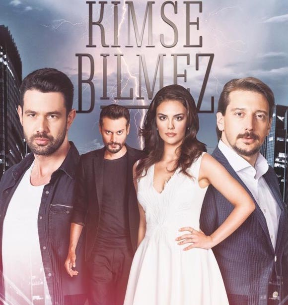 kasi nemidoneh turkish series poster