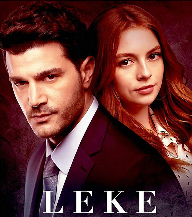 lake turkish series poster