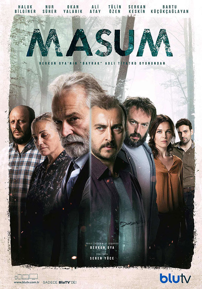 masum turkish serial poster
