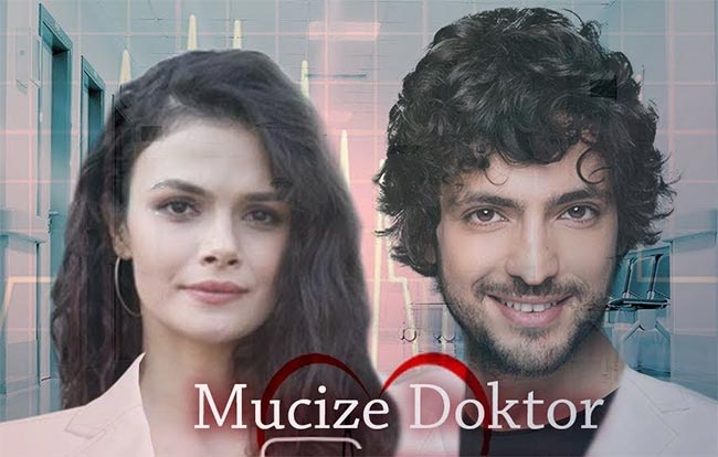 mojezeye doctor turkish series poster
