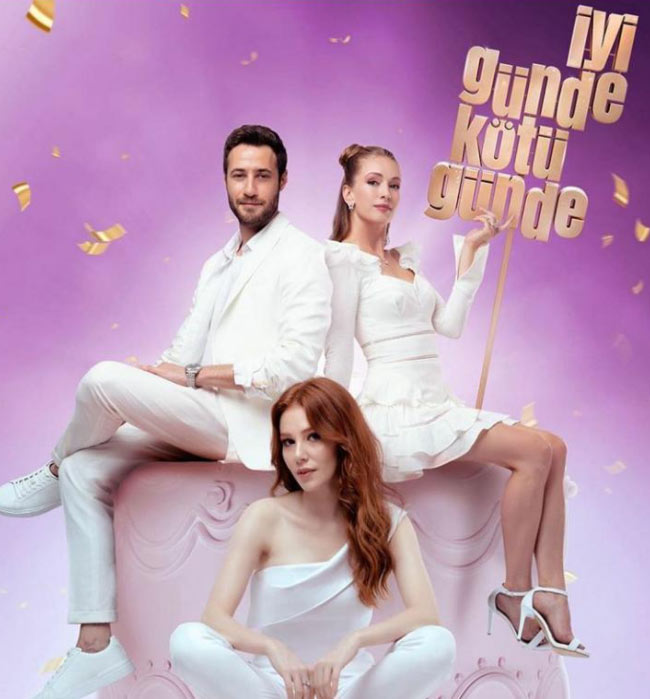 roozhaye khoob roozhaye bad turkish series poster