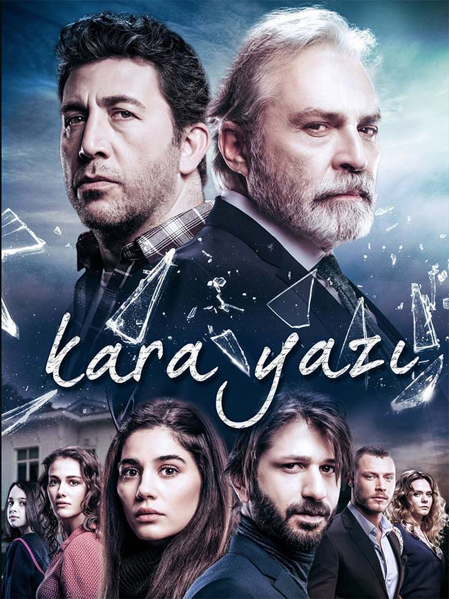 sarneveshte siah turkish serial poster