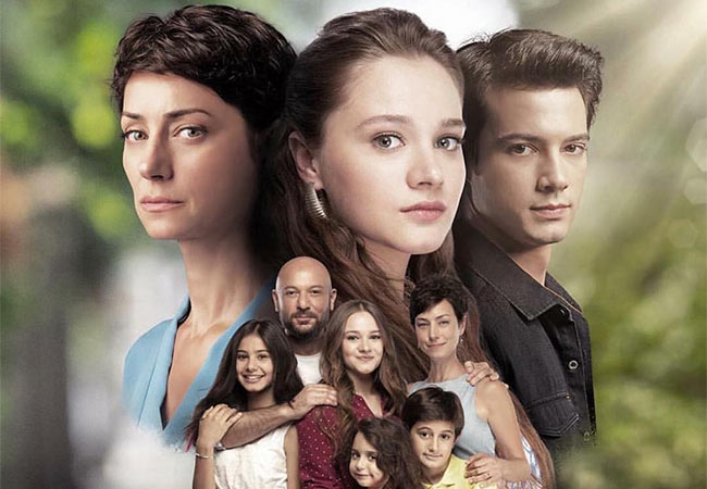 yek litr ashk turkish series poster